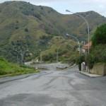 Un strada della zona del famoso MITO